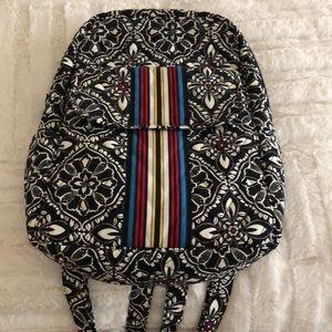 BRAND NEW NEVER USED Vera Bradley Fashion Bookbag